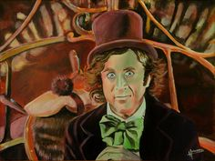 Willy Wonka - the Danger Must be Growing by Lee-Howard-Art on deviantART