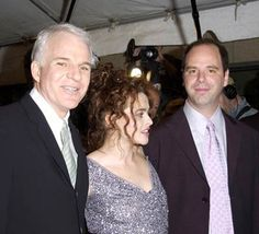 Steve Martin, Helena Bonham Carter and David Atkins at event of Novocaine Glenn Martin, Steve Martin, Helena Bonham Carter, Tim Burton, Atkins, Picture Photo, David, Pictures, Photos