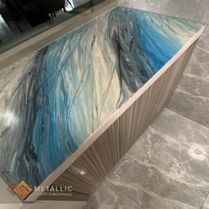 Kitchen Countertop Transformation Epoxy Countertop, Kitchen Countertops, Countertop Transformations, Epoxy Coating, Black Marble, Singapore, Metallic, Design Ideas, Modern