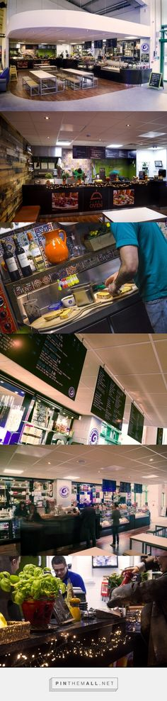 We worked with Rustington's newest family entertainment centre to fully design and fit-out a quality coffee shop and pizzeria for its visitors. Coffee Shop Branding, Coffee Shop Design, Service Counter, Bar Counter, Catering Equipment, Gelato, Artisan, Graphics, Interior Design