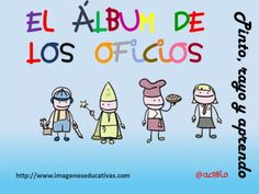 Cuadernillo de trabajo Álbum de los oficios (1)