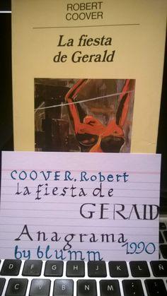 La fiesta de Gerald de Robert Coover