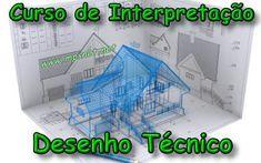 Curso de Interpretacao de Desenho Tecnico. Veja em detalhes no site http://www.mpsnet.net/G/420.html via @mpsnet Destina-se a ser base tecnica preparatoria para todo projetista seja em ferramentas 2D ou 3D. Veja em detalhes neste site