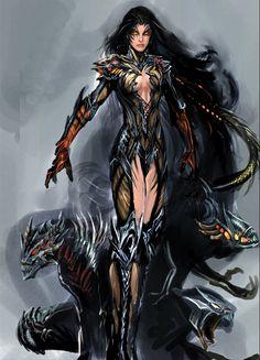 Witchblade screenshots, images and pictures - Comic Vine Fantasy Women, Dark Fantasy Art, Fantasy Girl, Fantasy Artwork, Dark Art, Fantasy Characters, Female Characters, Comic Books Art, Comic Art