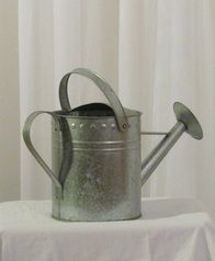 Watering Can for centerpiece, Uniquely Yours Wedding Design