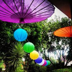 Thai theme party decorations