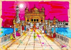 Inkquisitive. My favorite Punjabi artist by far.