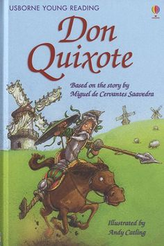 Don Quixote (Young Reading Series Two) by Mary Sebag-Mont... http://www.amazon.com/dp/1409506746/ref=cm_sw_r_pi_dp_t22uxb113T3SM