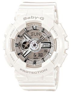 Casio Baby-G Analog Digital BA-110-7A3 Womens Watch ba41098120