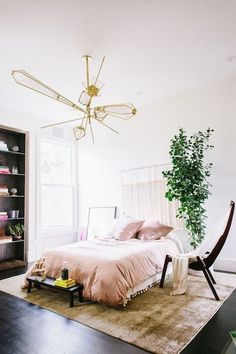 Ceiling Showstopper  - Bedroom Lighting Ideas To Achieve The Perfect Glow - Photos