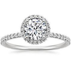 Waverly Diamond Ring #BrilliantEarth