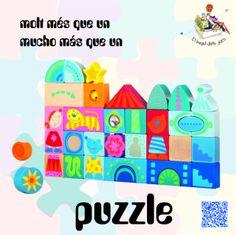 Puzzle País Mágico de HABA