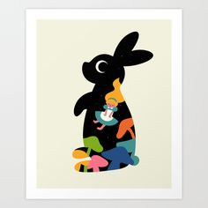 Buy Alice by Andy Westface as a high quality Art Print. Worldwide shipping available at Society6.com. Just one of millions of products available.