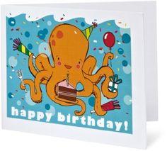Amazon Gift Card - Print - Happy Birthday Octopus: http://www.amazon.com/Amazon-Gift-Card-Birthday-Octopus/dp/B004KNWWTA/?tag=extmon-20
