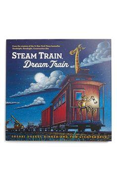 'Steam Train, Dream Train' Book | Nordstrom