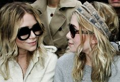 Mary kate and Ashley @chanel