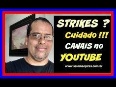 Novidade na  Politica de Strikes e Direitos Autorais no YouTube | Salomã...