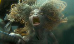 Harry Potter and the Goblet of Fire - mermaid