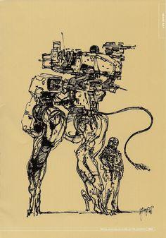 Master Artworks - Metal Gear Solid 4