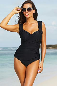 Tall & Plus Size? These 8 Shops Fulfill Your Style Needs #refinery29  http://www.refinery29.com/best-plus-size-tall-shops#slide6  Swimsuitsforall & Lands' End  While we believe that every body is a bikini body, we know not everyone enjoys a two-piece. But, when you're blessed with height, you're typically built with a long torso, which can lead to two things when you're wearing a one-piece: an all-day wedgie or a good chance of a nip slip. But, both Swimsuitsforall and Lands' End ...