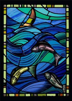 Stained Glass - Stephen Weir Stained glass, Glasgow, Scotland