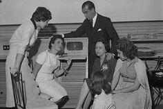 Os anos 50 foram marcados por JK, presidente bossa-nova