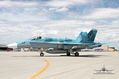 NSAWC F/A-18C Hornet