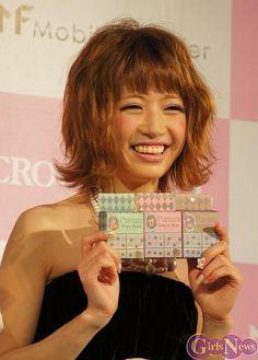 【画像】くみっきー カラーコンタクト「Puream(ピュリーム)」で可愛くなって! 3/8 - ライブドアニュース FUNAYAMA Kumiko (Kumicky)