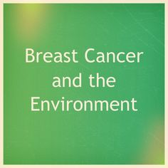 """Check out the study: """"Relationship between exposure to extremely low-frequency electromagnetic fields and breast cancer risk: a meta-analysis."""" It concludes that exposure to extremely low-frequency electromagnetic fields may """"increase the risk of human breast cancer."""" http://environmentalillnessnetwork.tumblr.com/post/95472445533/elf-emf-breast-cancer"""