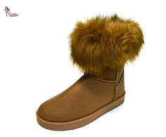 Bottes d'hiver ultra chaude avec doublure en fourrure - - #611 Grau, 22 EU  - Chaussures unbekannt (*Partner-Link) | Chaussures Unbekannt | Pinterest  ...