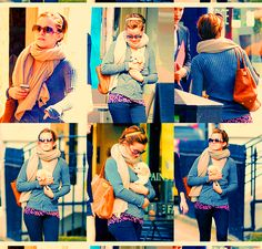 Emma Watson...casual glam