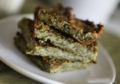 Farinata di ceci con spinaci
