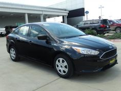 The 2015 Ford Focus is ideal for saving gas!