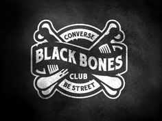 BLACK BONES CLUB by Zach Shuta