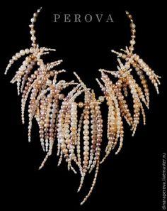Coral Jewelry, Wire Jewelry, Jewelery, Handmade Jewelry, J Necklace, Beaded Earrings Patterns, Chunky Jewelry, Jewelry Design, Jewelry Making