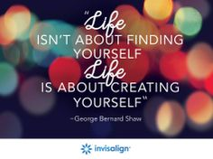 Your story is still being written. Ready for a new chapter with a new smile? Schedule a consultation with a certified Invisalign dentist or doctor to see if Invisalign can help you enjoy a more confident smile. #Quote #Life