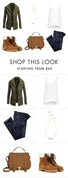 """""""OOTD #7"""" by anothergirl86112 ❤ liked on Polyvore featuring rag & bone, 7 For All Mankind, Tai, JustFab and Aquazzura"""