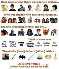 So Disney... funny!