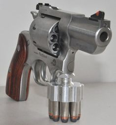 As a retired border patrol officer and supervisor, Ed Head is no stranger to the .357 magnum revolver. Time for a revisit shooting the new 8-shot Ruger Blackhawk in this caliber.
