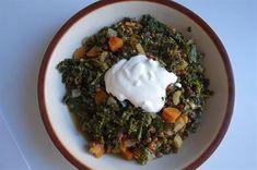 Na talíři ozdobíme kysanou smetanou Grains, Rice, Pictures, Seeds, Laughter, Jim Rice, Korn