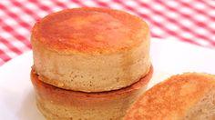 Pancakes Japoneses súper Esponjosos!   Tortitas   Hot Cakes Cantaloupe Recipes, Radish Recipes, Frangipane Recipes, Cornbread, Delish, Pancakes, Brunch, Breakfast, Pastries