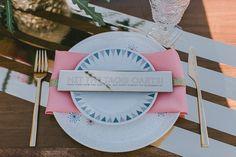 Mid-century modern Palm Springs wedding: Jett + Ryan