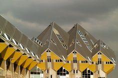 AD Classics: Kubuswoningen / Piet Blom © Dirk Verwoerd