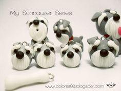 clay schnauzers