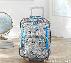 Wonder Woman™ Rolling Luggage