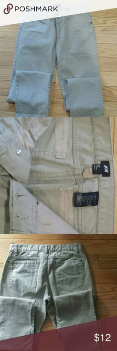 A&M Tan Jeans  Size  30 GREAT condition H&M Jeans