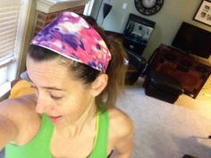My Favorite New Headbands for Working Out: UrbanHalo #Exercise #Fitness