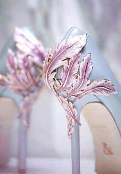 Probably the most stunning heel I've seen.  Ralph & Russo