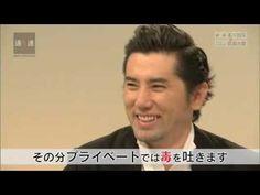 SWITCHインタビュー達人たち 2015年9月26日 50926 本木雅弘が真鍋大度を直撃!