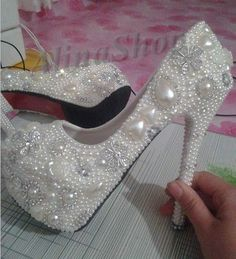 Hey, I found this really awesome Etsy listing at https://www.etsy.com/listing/152673766/wedding-shoes-high-heels-luxury-bridal